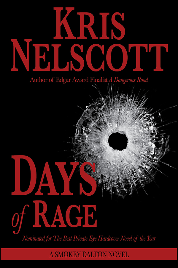 Days of Rage ebook cover web