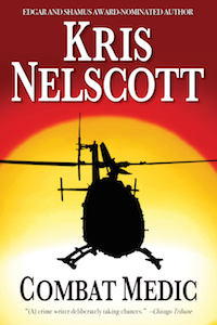 Combat Medic ebook cover